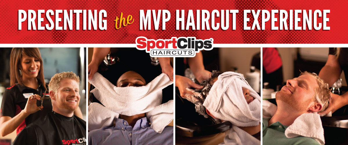 The Sport Clips Haircuts of Mukilteo MVP